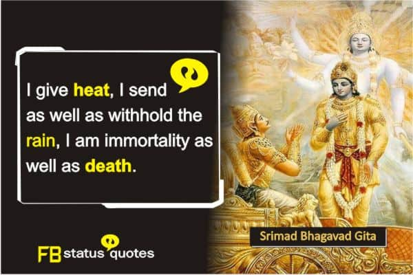Lord Krishna Powerful Quotes