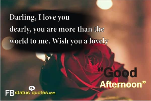 Good Afternoon Wishes images