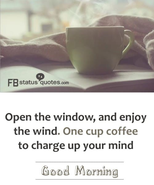 Morning  Coffee Images With Quotes