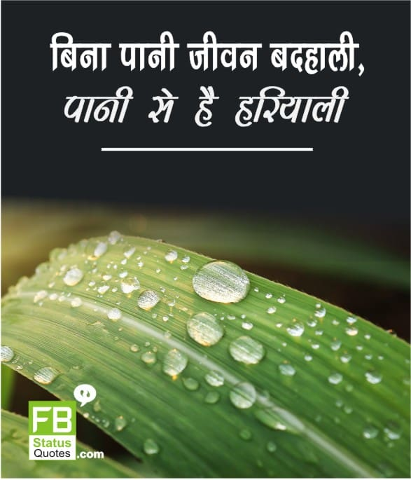 Save Water Slogans with images