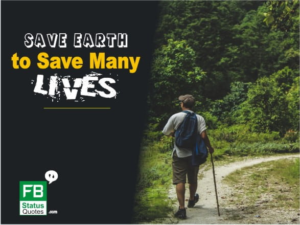 save earth posters with slogans