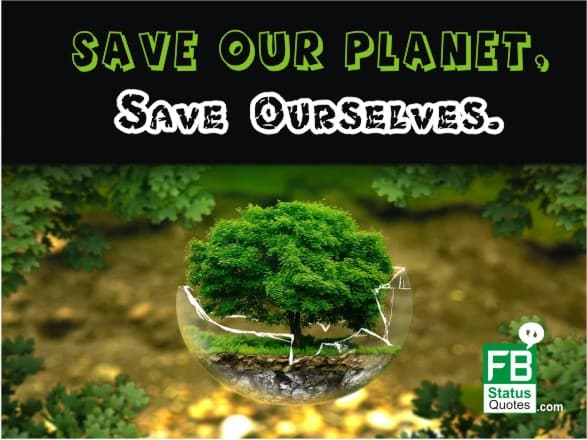 slogans on earth day