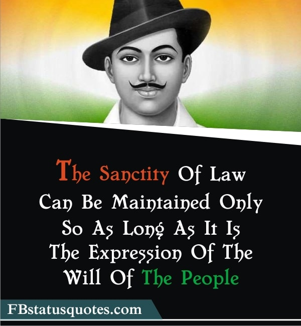 Quotes On Republic Day » The Sanctity Of Law