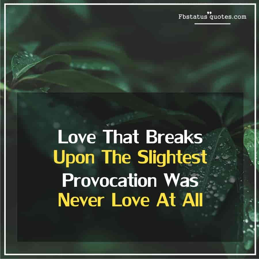 One Side Love Failure Quotes