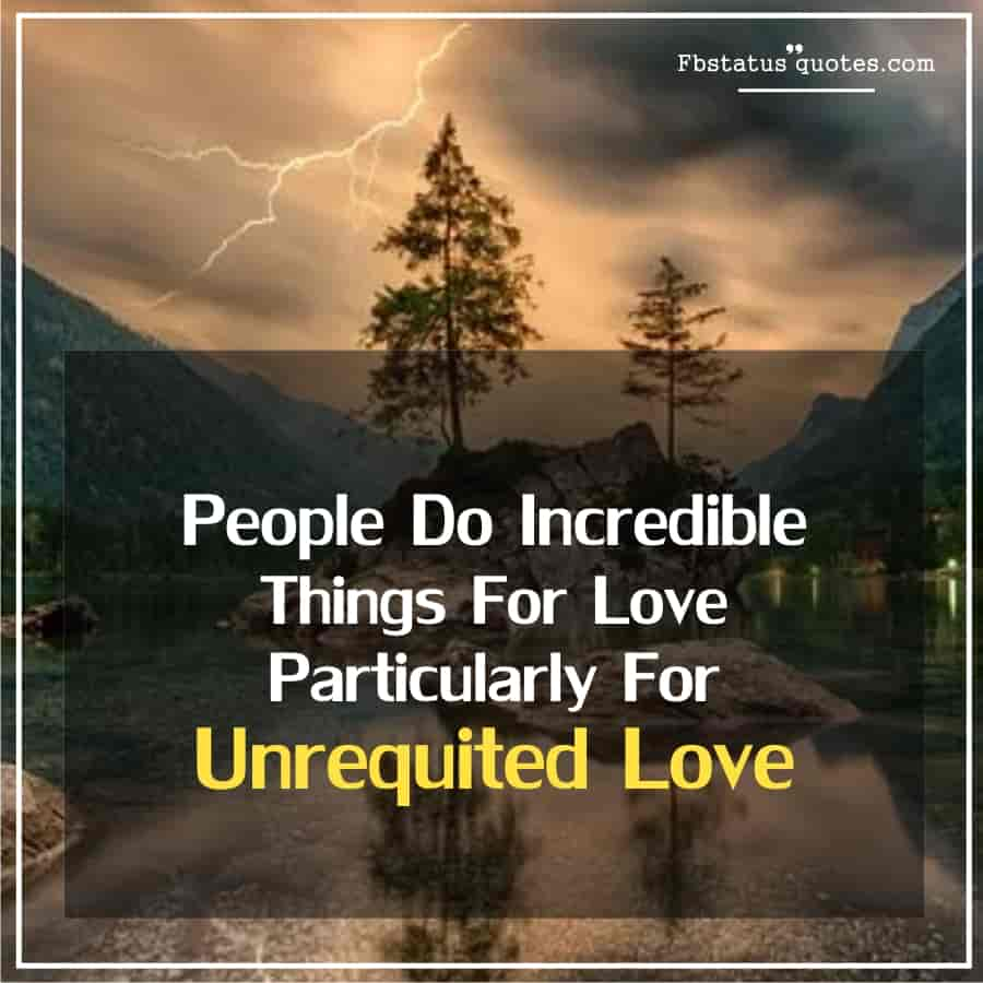 One Sided Love Quotes Images