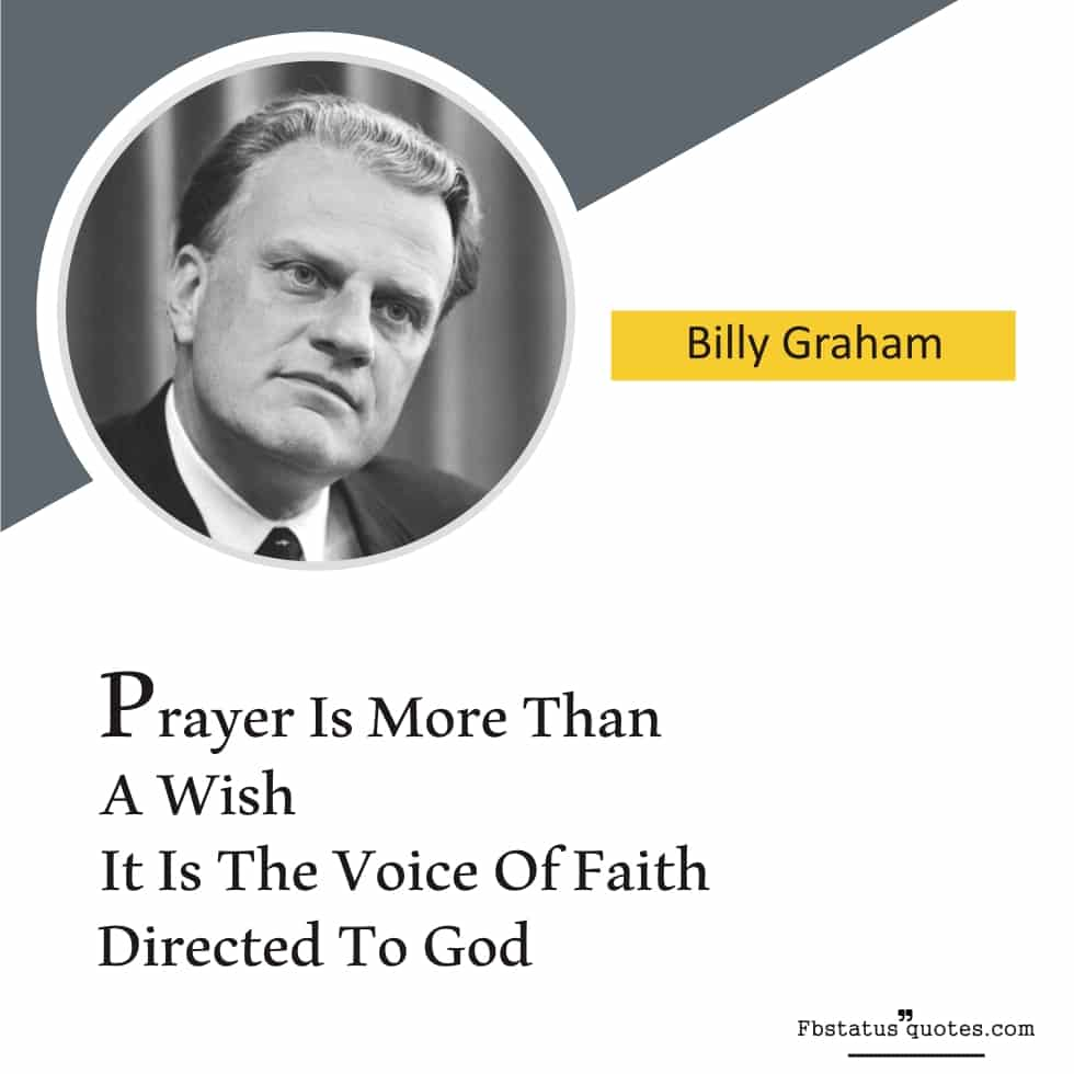 Best Quotes On The Power Of Prayer