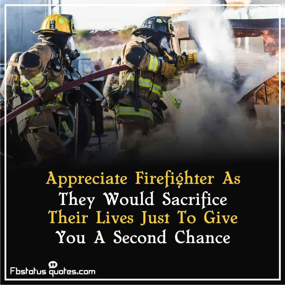 Fire Chief Quotes
