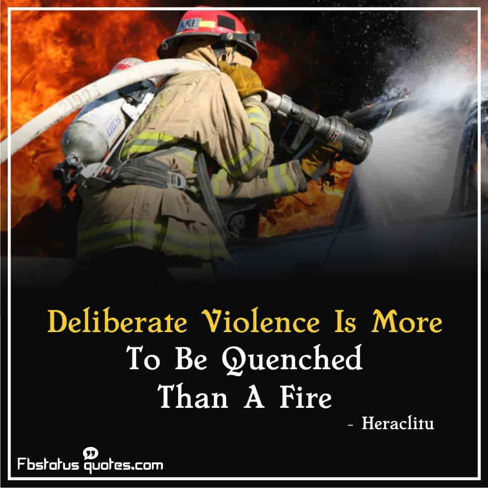 Firefighters Quotes And Sayings