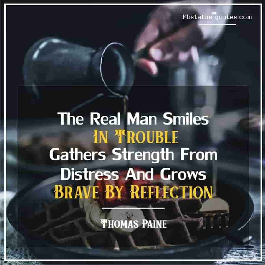 Real Man Quotes Images