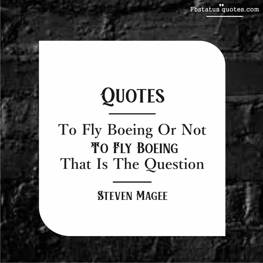 Top Airplane Quotes