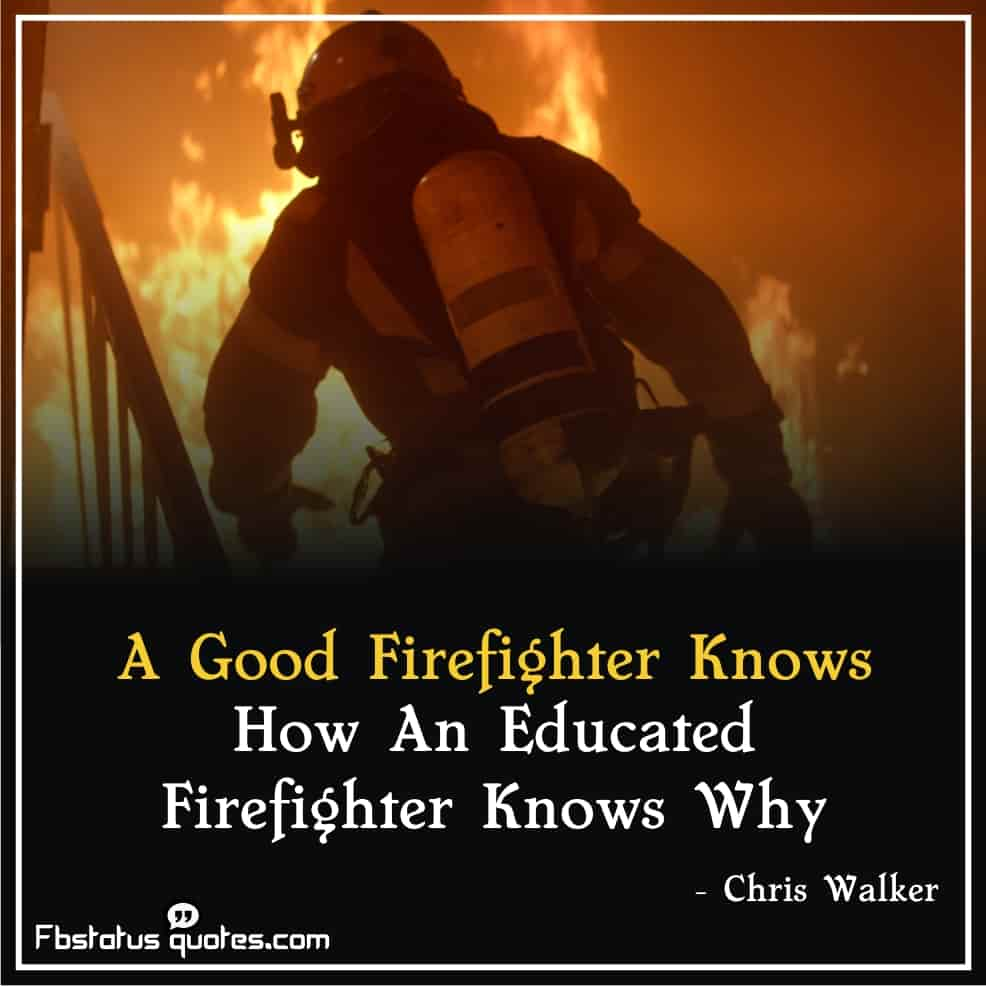 international Firefighters' Day Quotes