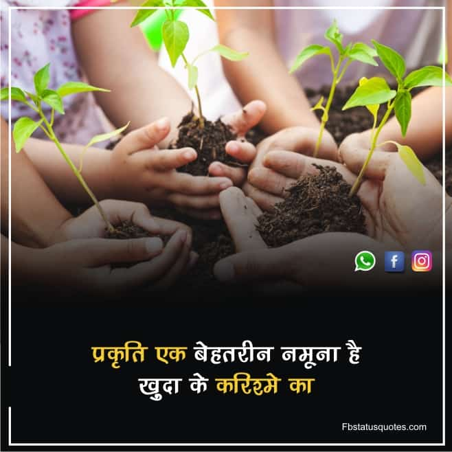 Helping Nature Quotes